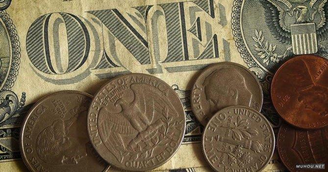 1797245|25美分硬币, 一分钱货币4K免费素材视频