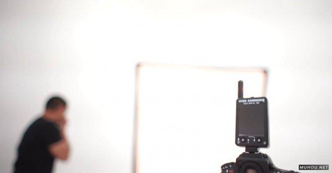 3134534 摄影师闪光灯引闪器特写免费素材视频