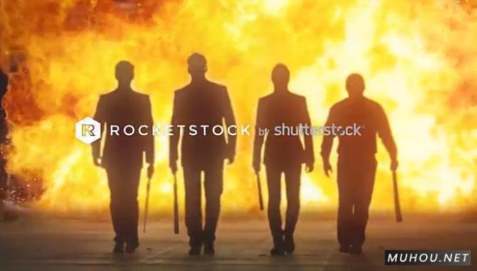 视频素材:59个火焰火灾爆炸特效合成4K素材 Detonate 50+ Explosion Effects