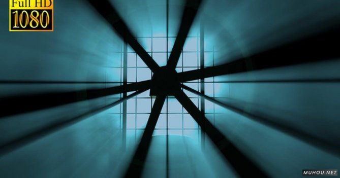 Vj Cool Cooler旋转风扇工业通风口视频素材