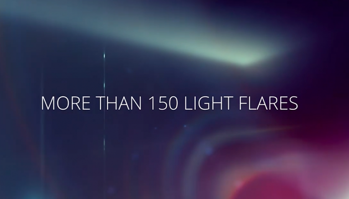 150组多彩绚丽光斑光效自然光效模拟4K慢动作视频素材合集【23GB】